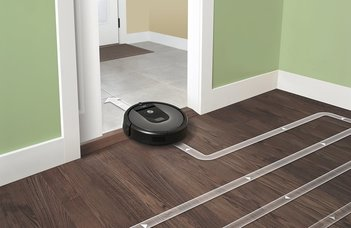 Roomba 960 in Action