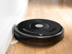 Roomba 690 in Action