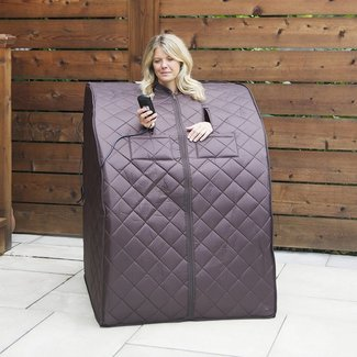 Radiant Portable Single Infrared Home Sauna
