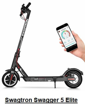 SWAGTON Swagger5 Elite City Commuter Electric Scooter
