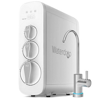 Waterdrop WD-G3-W Tankless RO Water Filtration System